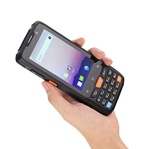 Bluetooth Scanner de Codes à Barres 2D QR et Lecteur sans Fil de Codes à Barres 1D CCD pour iOS Android Windows Mobile Paiement