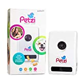 Petzi Treat Cam: Wi-Fi Pet Camera & Treat...
