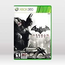 Jogo Batman Arkham City - Xbox 360 Mídia Física Usado