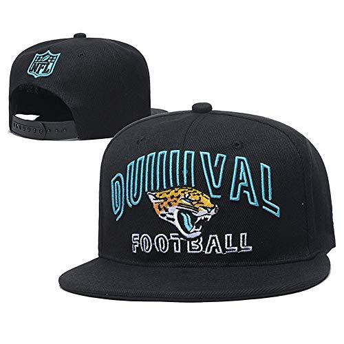 Iasiti American Team Adjustable Baseball Hat Mens Sports Fit Snapback Cap (Jacksonville Jaguars)