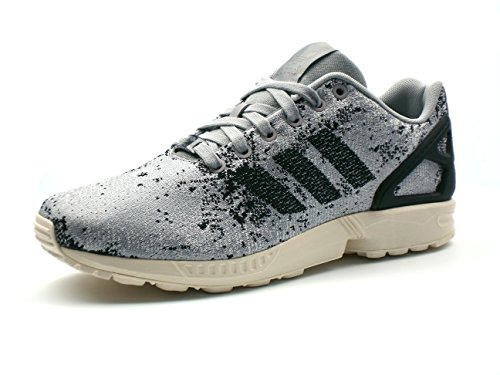 adidas Originals ZX Flux Weave Herren Sneakers, Grau, Gr��e 40 2/3