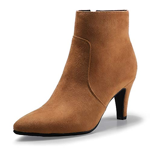 IDIFU Women's Clara-L Stiletto High Heel Ankle...