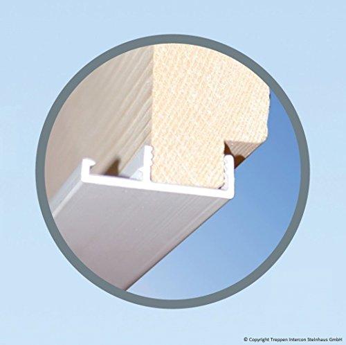 MINKA Fix Deckenleisten für Bodentreppe Polar 60 und Polar Extrem (140 x 70 cm)