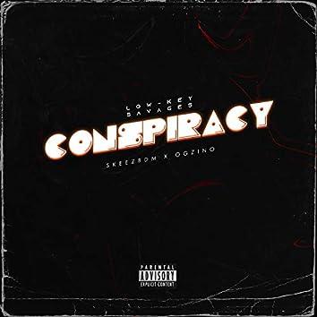 Conspiracy (feat. Z1ON & OG Zino)