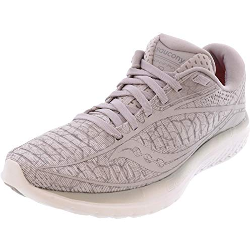 Saucony Kinvara 10, Zapatillas de Running Mujer, Gris (Gris 42), 37 EU