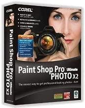 PAINT SHOP PRO PHOTO X2 ULTIMATE MINIBOX
