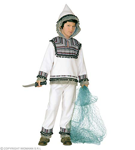 Eskimo - Kids Costume - Maat: Large (11-13 years) (kostuum)