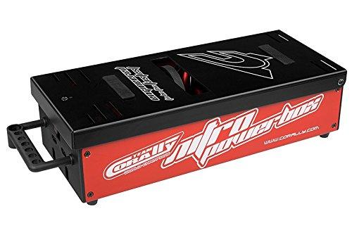 Boite de démarrage Team Corally - Nitro Powerbox - 2 x Moteurs 775