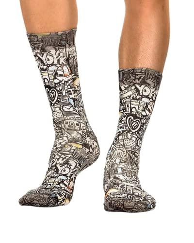 Wigglesteps Herren Socken AMERICAN DREAM , one Size (41-46)