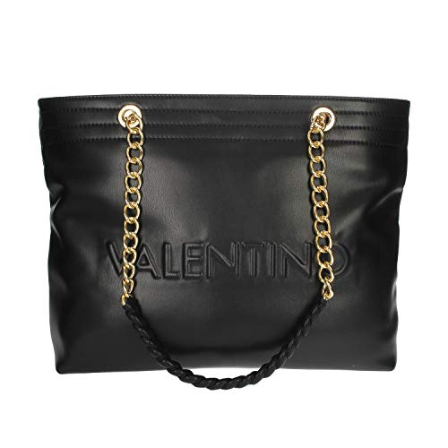Valentino Handtassen shopper zwart model Jedi artikel VBS42801 nieuwe collectie lente zomer 2020