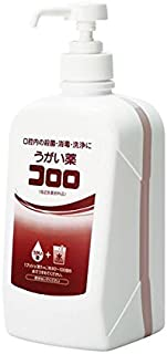 【まとめ買い】うがい薬 コロロ 1Lポンプ付 ×2セット[指定医薬部外品]