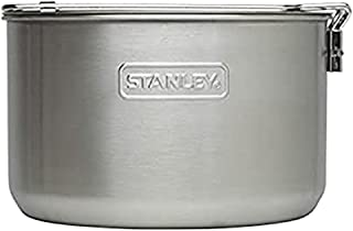 Stanley Adventure All-in-One 2 Bowl Cook Set Stainless Steel, 20oz