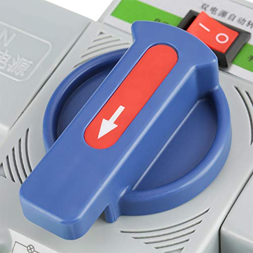 Interruptor de Transferencia Interruptor de Transferencia automática de Doble Potencia Interruptor de Transferencia automática de Potencia 2P Interruptor de Cambio para Edificios de oficinas