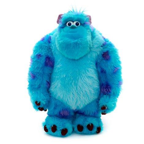 Juguete mediano oficial Disney Sulley Soft