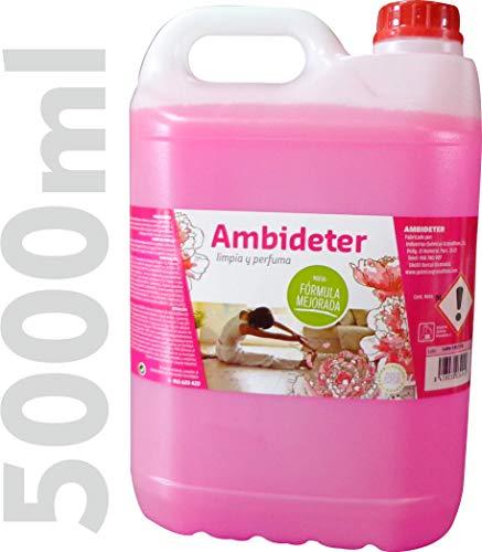 IQG Fregasuelos AMBIDETER Limpiador de Suelos perfumado (ter