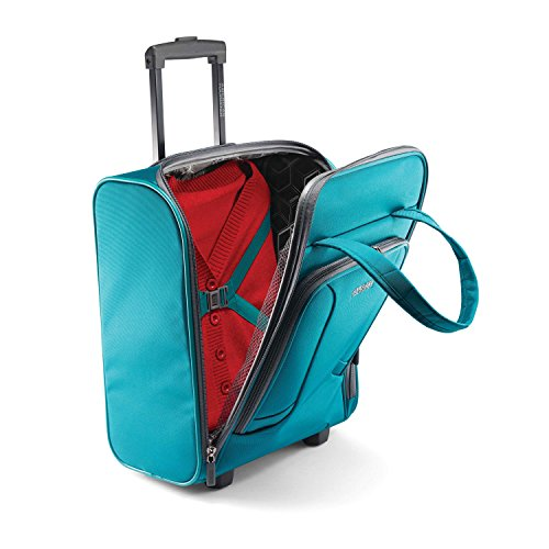American Tourister Travel Tote, Teal, One Size