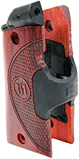 Crimson Trace Master Series Green Lasergrips (Rosewood) for 1911 Compact Pistols - LG-902G