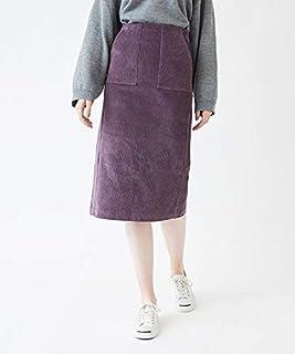 (ティティベイト) titivate コーデュロイタイトミディアムスカート ASXP1870