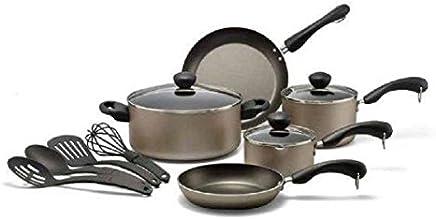 Prestige No n Stick Cooking Set - 12 piece