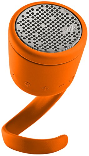 Polk Swimmer Duo Bluetooth-Lautsprecher (wasserdicht) - Tropical Orange