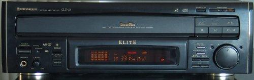 Pioneer Elite CLD-52 Laserdisc Player
