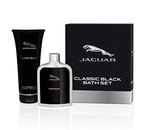 Jaguar Classic Black Set - Edt 100 ml + Shower Gel 200 ml