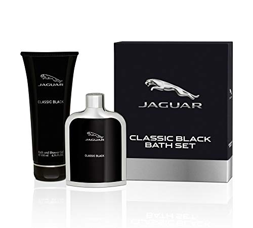 Jaguar Classic Black Set - Edt 100 ml + Shower Gel 200 ml