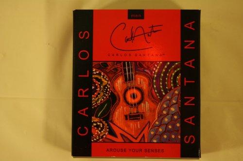 Carlos Santana by Carlos Santana Eau De Cologne Spray 3.4 oz