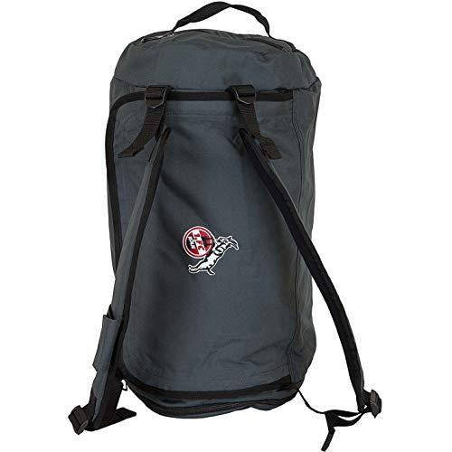 uhlsport 1. FC Köln Cape Rucksack Backpack (one Size, anthrazit/schwarz)