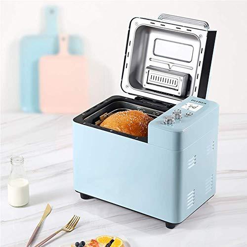Inteligente Digital Breadmaker hogar completamente automática máquina de pan con 24 programas, 13 Horas temporizador de retardo, a 1 hora de mantener caliente, 550W batidora RVTYR