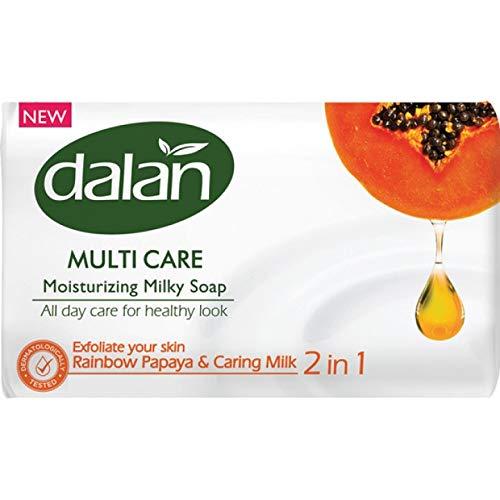 Seife DALAN 90g Multi Care Papaya 12´Pack (12 * 90g)