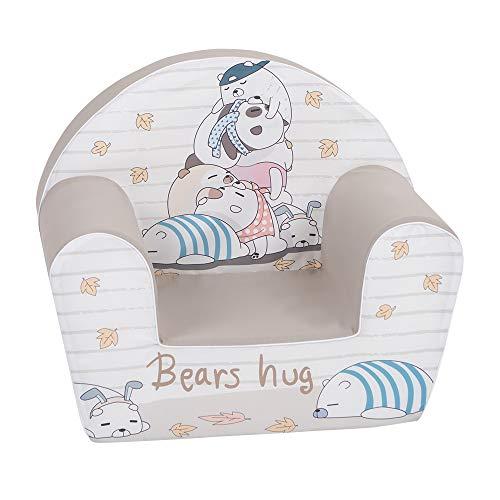 """Knorrtoys 68357 - Kindersessel - """"Bears hug"""""""