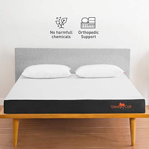 SleepyCat Premium 6-inch Original Mattress | Made...