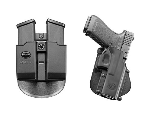 Fobus GL-3 Paddle Concealed Carry Holster Glock 20, 21,...