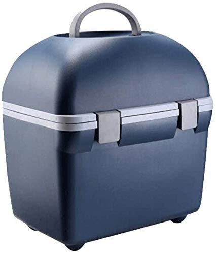 dljyy Koelbox, mobiele 20 liter, mini-koelkast, elektrische koelbox, verwarming, auto, koelkast, vriezer, warme koelbox