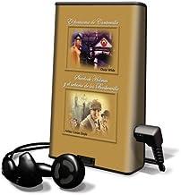 El Fantasma de Canterville/Sherlock Holmes y el Sabueso de los Baskerville [With Headphones] (Playaway Young Adult)