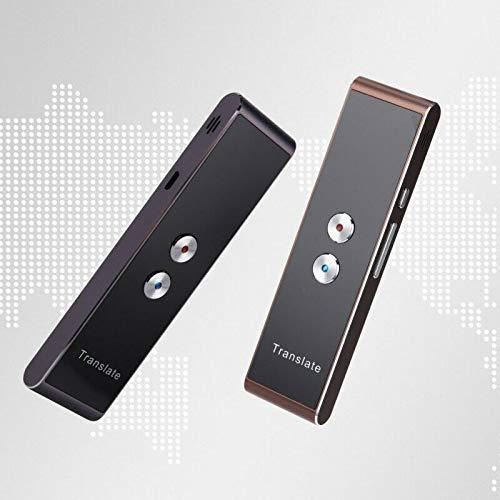 Handheld Intelligent Voice Translation, Language simultaneous Interpretación Inglés Chino Francés Español Alemán Español