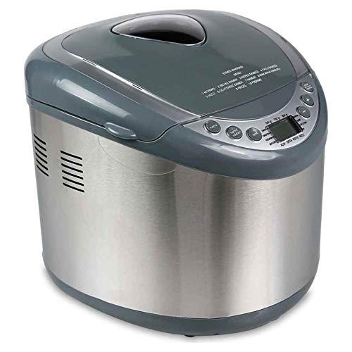 Automática Panificadora Fastbake Ajustable Fácil de limpiar Acero Inoxidable Luces indicadoras LED Mantener caliente Mantiene Caliente Más multifuncional Herramientas de cocina