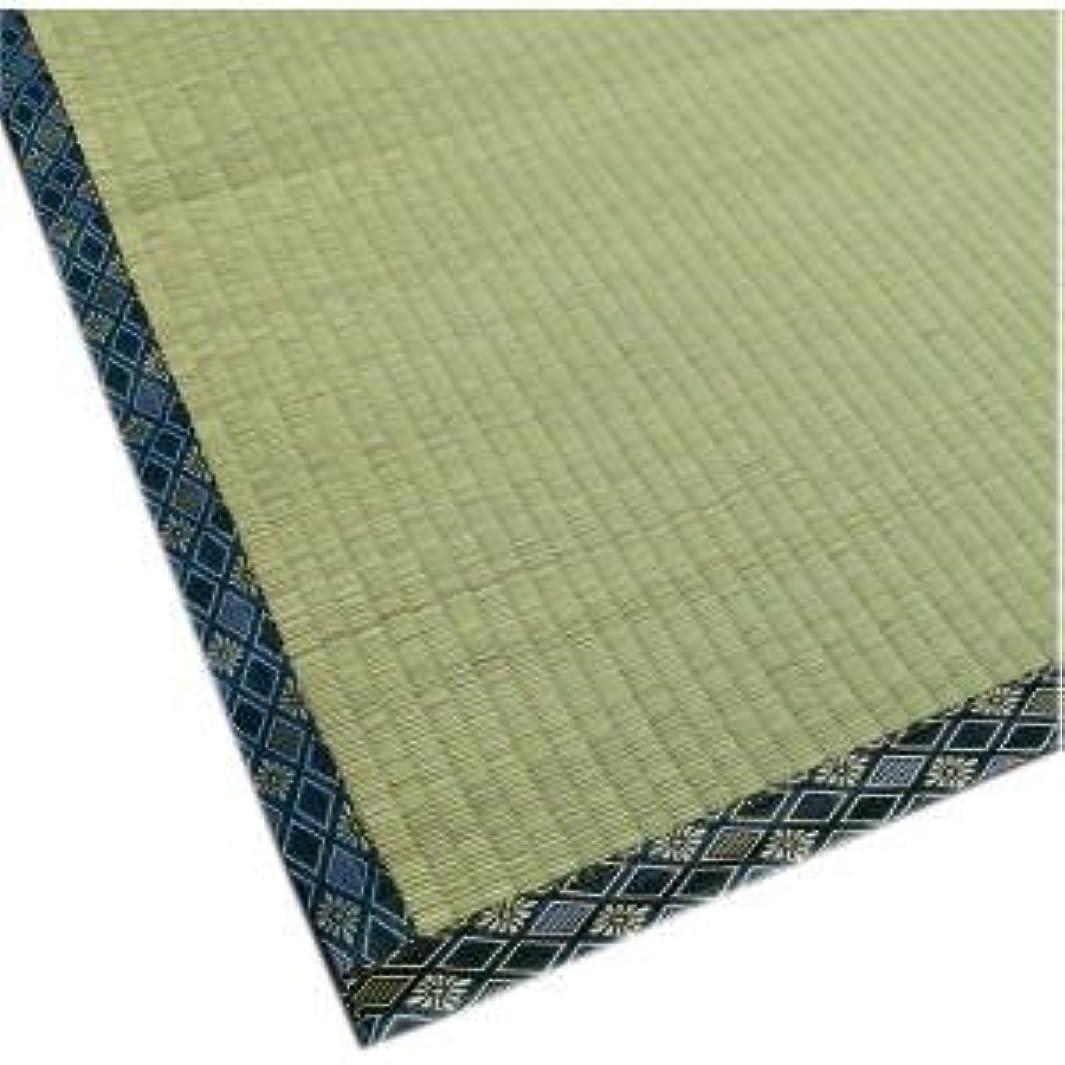 普通のアート砂のい草上敷 エコノミータイプ#1 江戸間8畳(352x352cm)
