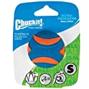 Chuckit! CH52070 Ultra Squeaker Ball Small 1-er Pack