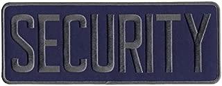 security officer emblems