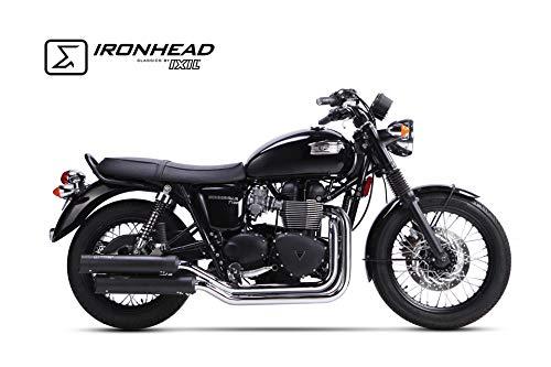 Impianto completo per motorizzazione Ironhead, adatto per TRIUMPH Bonneville T100, 07-15