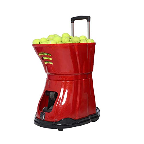 Find Cheap Kamiliya 2020 Intelligent Tennis Ball Machine | Portable Design | 12V 120W Large Capacity...
