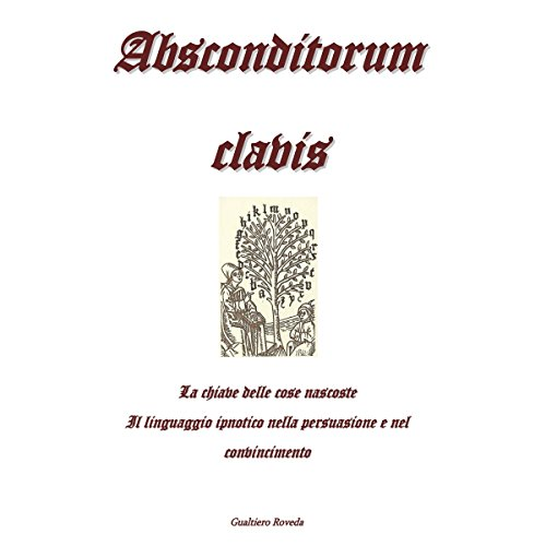 Absconditorum clavis audiobook cover art