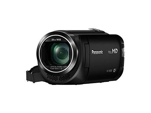 Panasonic HC-W580K Full HD Camcorder with Wi-Fi