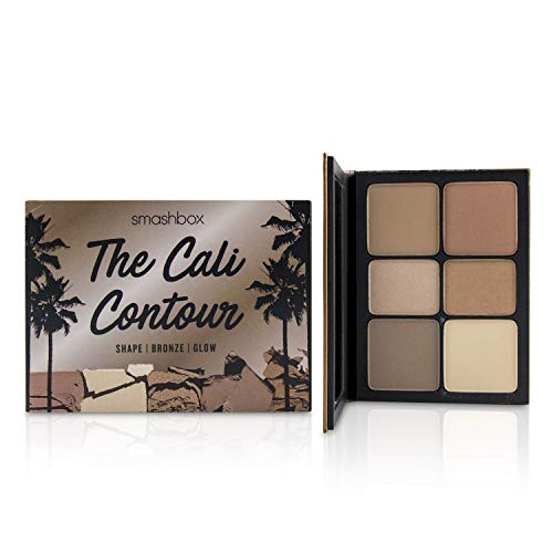 Smashbox Cali Contour Palette - Highlighter, Bronzer und Rouge Puder