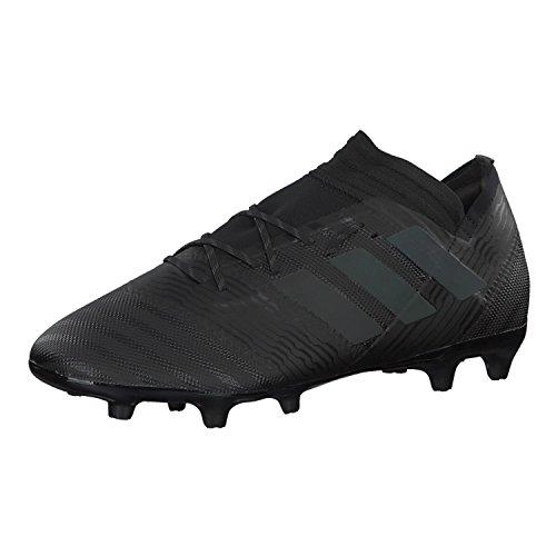 adidas Nemeziz 17.2 FG Black/RUNWHT - 11