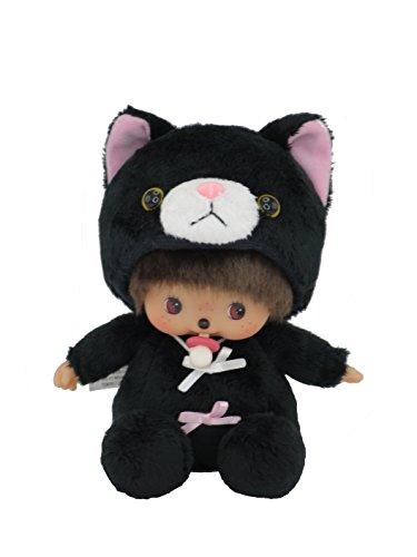 Monchhichi Cat Bebichhichi Black cat Plush