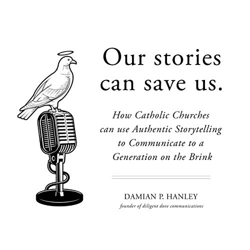 Our Stories Can Save Us audiobook cover art