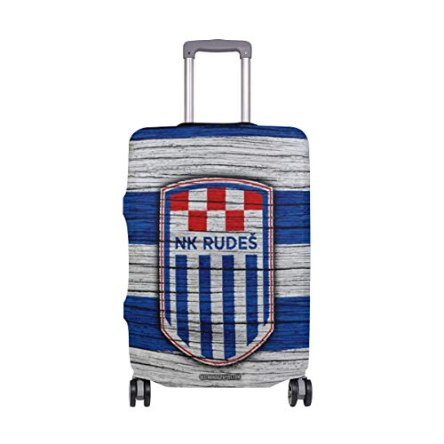 Rudes HNL Suitcase Protector Elastic Travel Luggage Cover Rainproof Baggage Covers with Delicate Printing